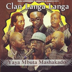 Clan Langa Langa 歌手頭像