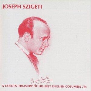 Joseph Szigeti 歌手頭像