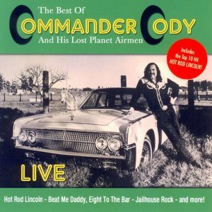 Commander Cody And His Lost Planet Airmen 歌手頭像