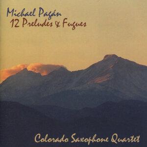 Colorado Saxophone Quartet 歌手頭像