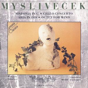 Josef Mysliveček 歌手頭像