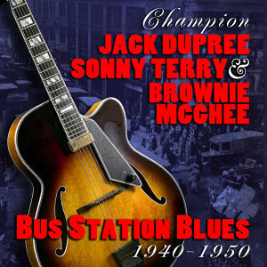 Champion Jack Dupree, Sonny Terry, Brownie McGhee 歌手頭像