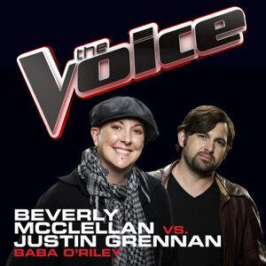 Beverly McClellan,Justin Grennan
