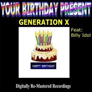 Generation X, Billy Idol 歌手頭像