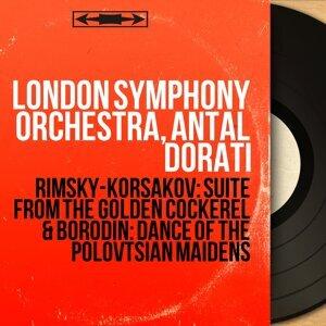 London Symphony Orchestra, Antal Doráti 歌手頭像