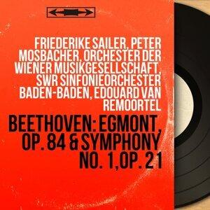 Friederike Sailer, Peter Mosbacher, Orchester der Wiener Musikgesellschaft, SWR Sinfonieorchester Baden-Baden, Edouard van Remoortel 歌手頭像