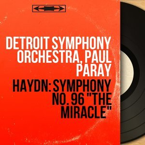 Detroit Symphony Orchestra, Paul Paray 歌手頭像