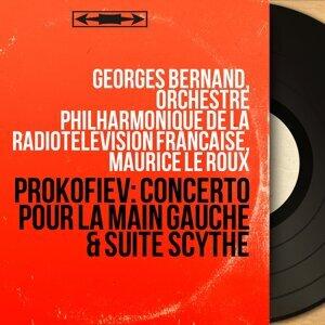Georges Bernand, Orchestre Philharmonique de la Radiotelevision Française, Maurice Le Roux 歌手頭像
