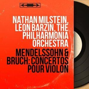 Nathan Milstein, Léon Barzin, The Philharmonia Orchestra 歌手頭像