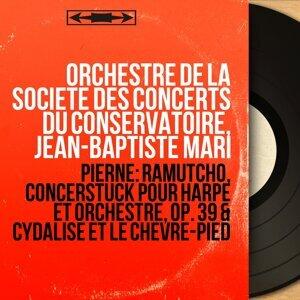 Orchestre de la Société des concerts du Conservatoire, Jean-Baptiste Mari