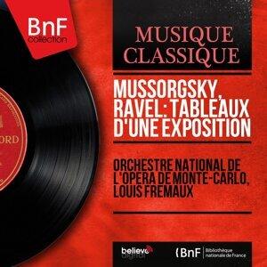 Orchestre national de l'Opéra de Monte-Carlo, Louis Frémaux 歌手頭像