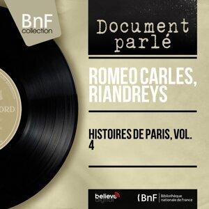 Roméo Carlès, Riandreys 歌手頭像