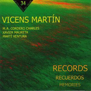 Vicens Martín 歌手頭像