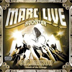 Marc Live 歌手頭像