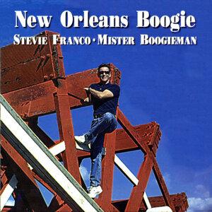 Steve Franco, Mr. Boogieman 歌手頭像