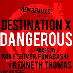Destination X 歌手頭像