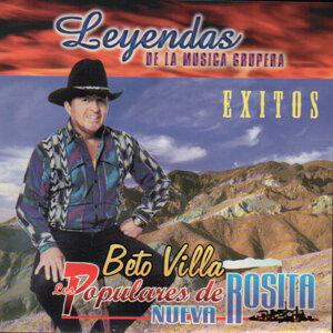 Beto Villa y los Populares de Nueva Rosita 歌手頭像