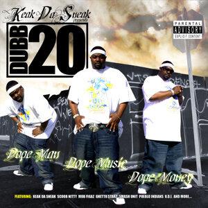 Dubb 20 歌手頭像