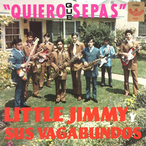 Little Jimmy y sus Vagabundos 歌手頭像
