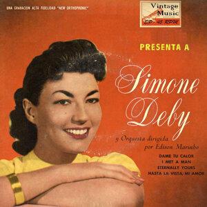 Simone Deby 歌手頭像