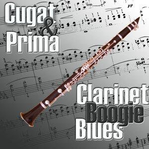 Xavier Cugat & Louis Prima 歌手頭像