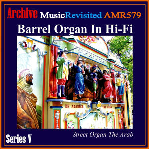 Street Organ the Arab