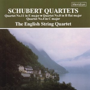 The English String Quartet 歌手頭像