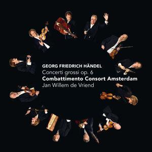 Combattimento Consort Amsterdam 歌手頭像