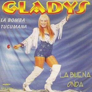"Gladys ""La bomba tucumana"" 歌手頭像"