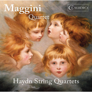 The Maggini Quartet 歌手頭像