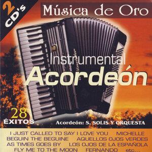 S. Solis y Orquesta 歌手頭像