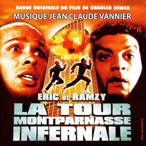 Jean Claude Vannier 歌手頭像