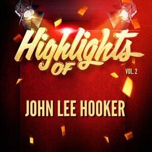 John Lee Hooker (約翰李胡克) 歌手頭像
