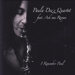Paula Dezz Quartet 歌手頭像