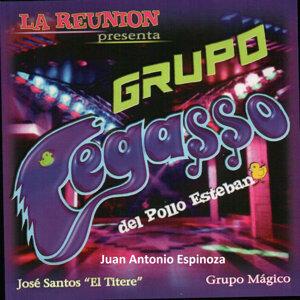 Grupo Pegasso Del Pollo Esteban, jose santos el titere, juan antonio espinoza, grupo magico 歌手頭像