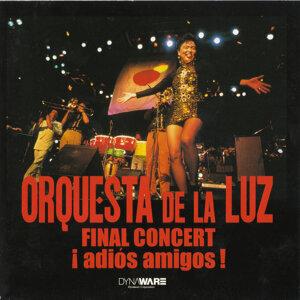 ORQUESTA  DE LA LUZ 歌手頭像