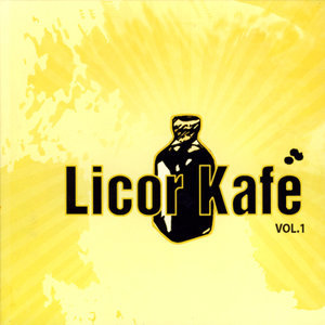 Licor Kafé