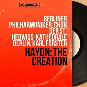 Berliner Philharmoniker, Chor Der St. Hedwigs-Kathedrale Berlin, Karl Forster 歌手頭像