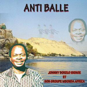 Johnny Bokelo Isenge 歌手頭像