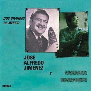 José Alfredo Jiménez A Dueto Con Armando Manzanero