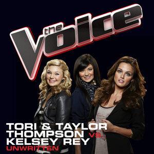 Tori & Taylor Thompson,Kelsey Rey