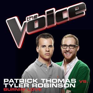 Patrick Thomas,Tyler Robinson