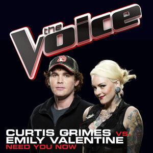 Curtis Grimes,Emily Valentine
