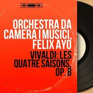 Orchestra da camera I Musici, Felix Ayo 歌手頭像