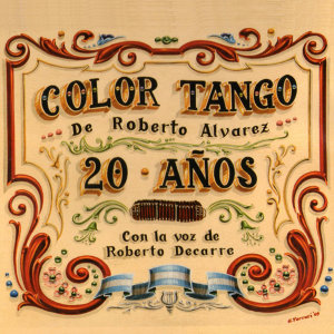 Color Tango de Roberto Álvarez