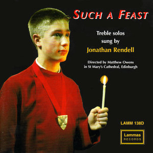 Jonathan Rendell 歌手頭像
