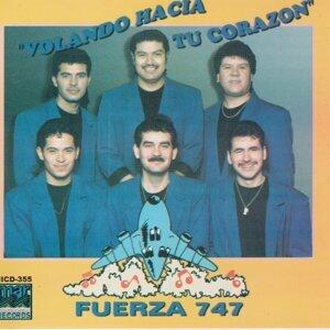 Fuerza 747 歌手頭像