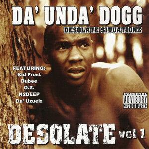 Da 'Unda' Dogg 歌手頭像