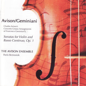 The Avison Ensemble 歌手頭像