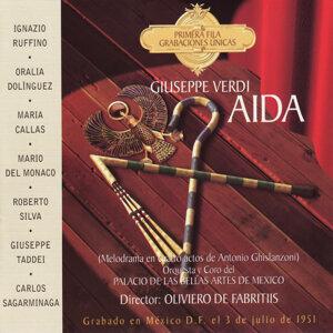 Orquesta del Palacio de las Bellas Artes de Mexico 歌手頭像